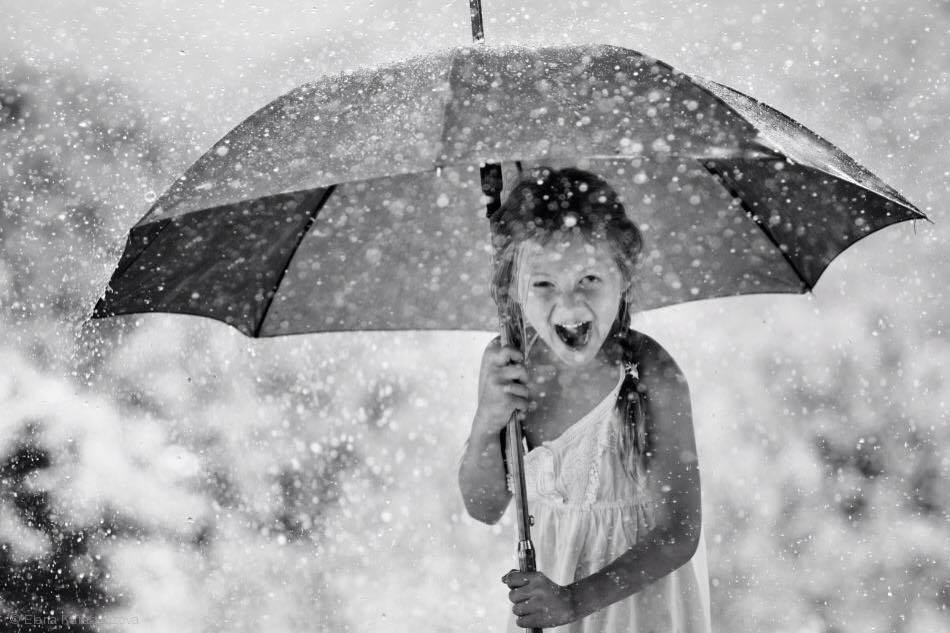 umbrellasnow